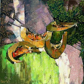 Anastasija Kraineva - Honey pumpkin