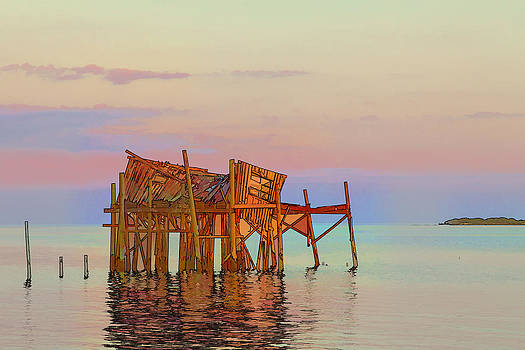 Honeymoon Cottage by J Michael Nettik