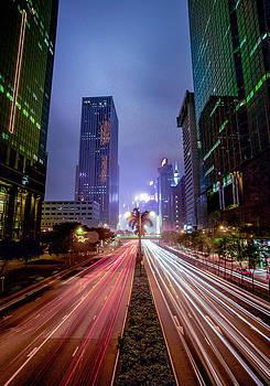 Hong Kong Highway by Robert  Aycock