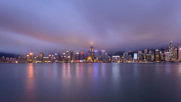 Hong Kong Magic moment by Kam Chuen Dung