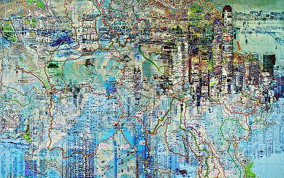 Mary Clanahan - Hong Kong Map City