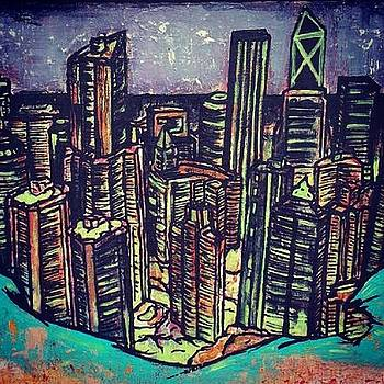 #hongkong by Matthew Martnick