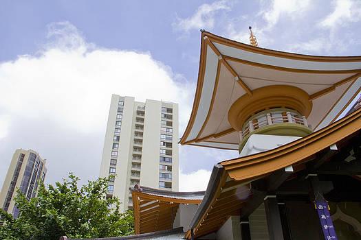 Honolulu Myohoji Mission II by Ashlee Meyer
