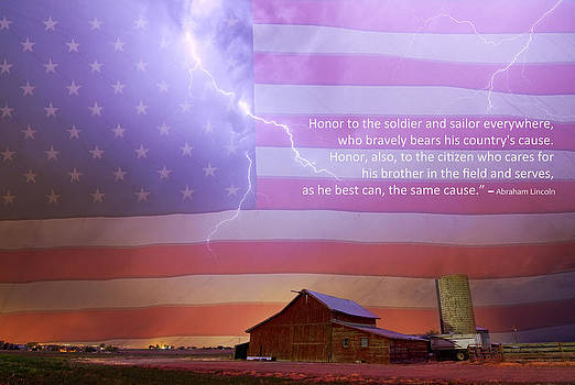 James BO  Insogna - Honor To The Soldier And Sailor Everywhere