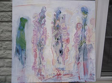 Hoodie Ina Babylon by Otis L Stanley