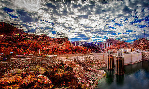 Hoover Dam by David Thurau