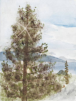 Hope on Lake Tahoe by Jean Moule