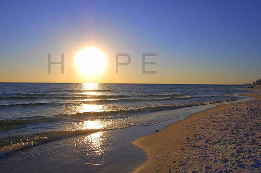 Hope Sunset by May Photography