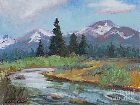 Hope Valley  by Suzanne Elliott