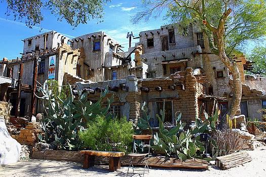 Patrick Witz - Hopi-Inspired Pueblo