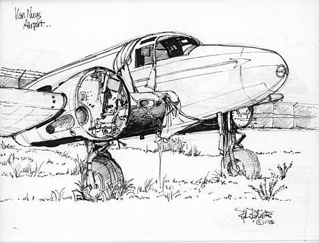 Hoping To Fly by Ben Bensen III