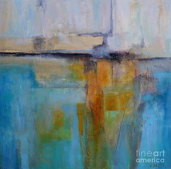 Horizon I by Virginia Dauth