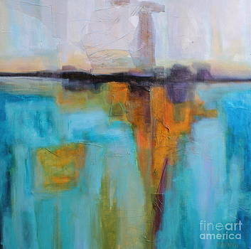 Horizon II by Virginia Dauth