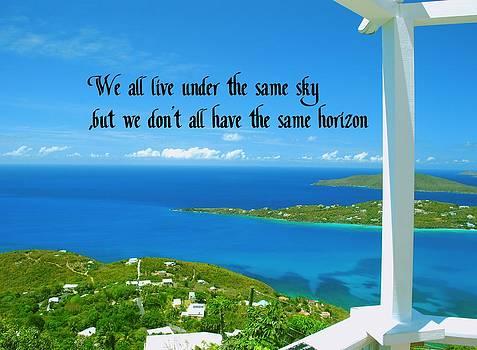 Gary Wonning - Horizons