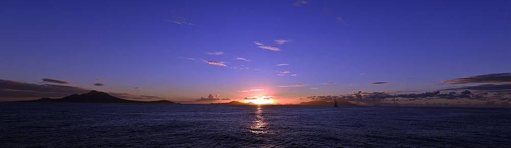 Matt Swinden - Horizontal Panorama Sunset