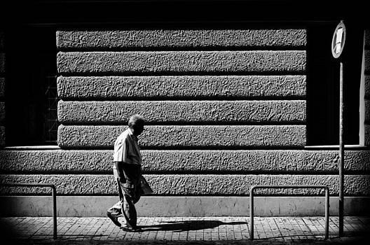 Horizontals by Spyros Papaspyropoulos