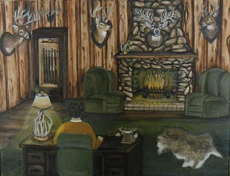 Horny Room  - Series 1  by Nancy L Jolicoeur