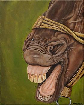 Horse Fly by Dawn Pfeufer
