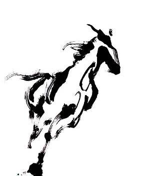 Horse by Jinhyeok Lee
