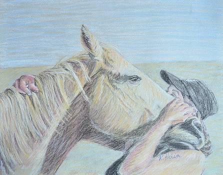 Horse Lover by Renee Helin