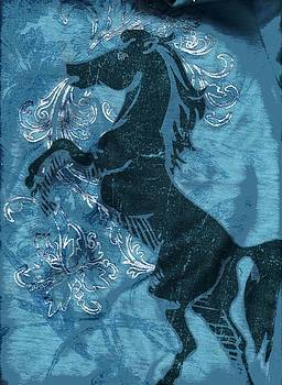 Anne-Elizabeth Whiteway - Horse of Another Color II