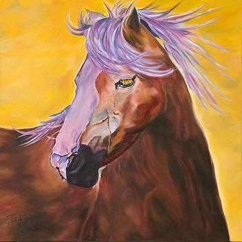 Horse by Pamela Bell