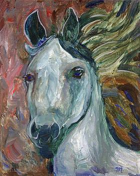 Linda Mears - Horse Portrait 103