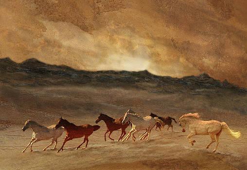 Horses of Stone by Melinda Hughes-Berland