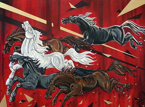 Horses by Thome Designs