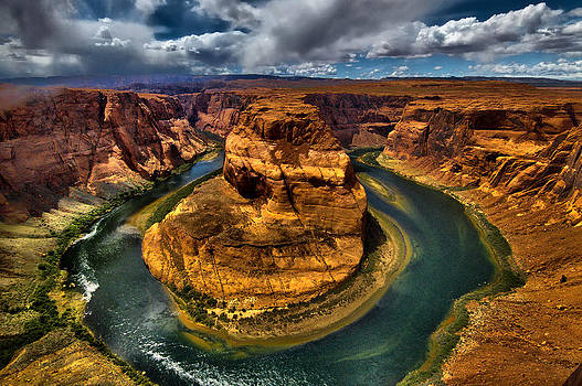 Ludmila Nayvelt - Horseshoe Bend  Arizona