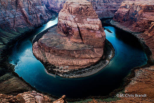 Horseshoe Bend by M Chris Brandt