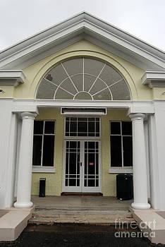 Hospital Entrance by Rachael Shaw