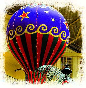 Hot Air Balloon by Kathleen Struckle