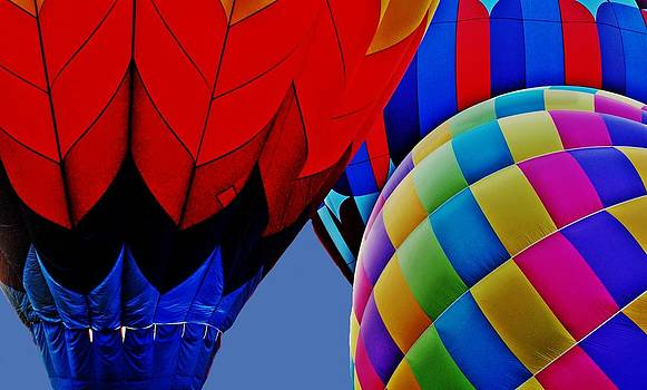 Hot Air Balloons by Greg Bush