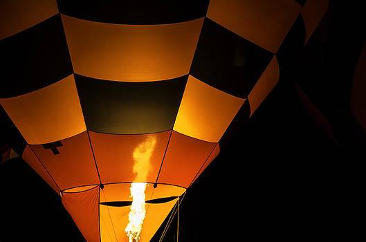 Hot Air Glow II by Rod Sterling