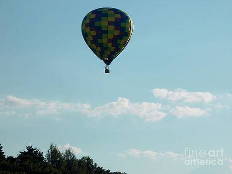 Hot Air by Valerie Shaffer