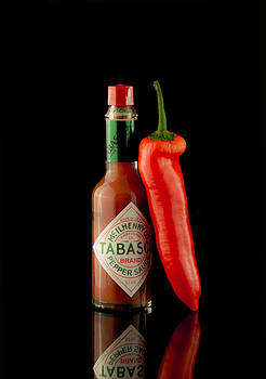 Hot Chilli by Brendan Quinn