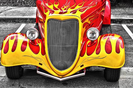 Hot Rod by Matthew Ahola