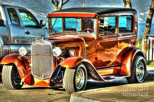 Hot Rod by Sylvia Blaauw