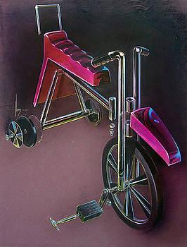 Hot Wheels by Jack Adams