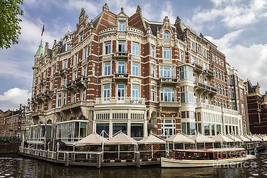 Hotel De L'Europe Amsterdam by Barbara Youngleson