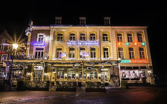 Hotel De Limbourg Sittard by Libor Bednarik