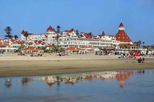 Jane Girardot - Hotel Del Coronado