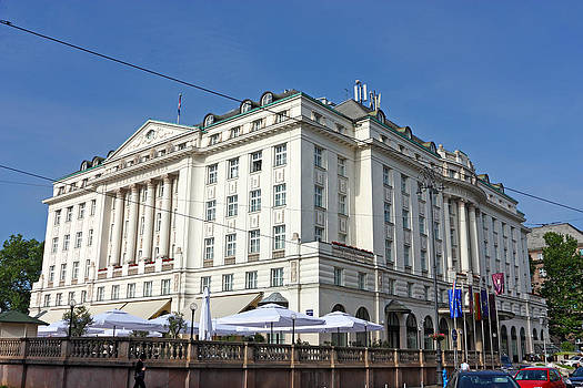 Hotel Esplanade Zagreb by Borislav Marinic