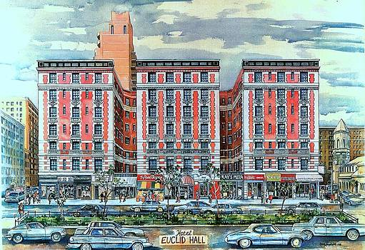 Nancy Wait - Hotel Euclid Hall
