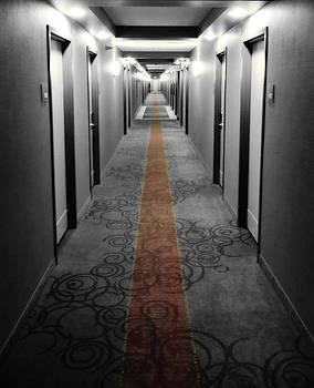 Ray Van Gundy - Hotel Hallway