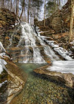 Lori Deiter - Hounds Run Falls