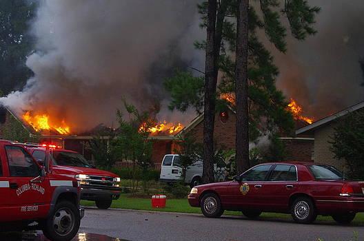 Walter  Holland - House Fire