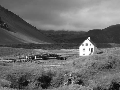 House in the Valley by David Otter