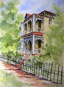 Sam Sidders - House on Spring Street